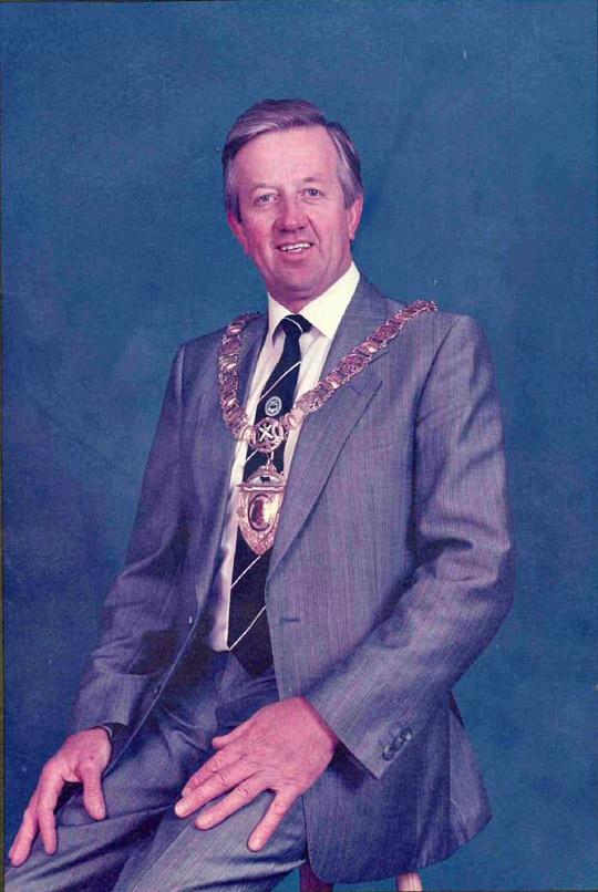 George Jarron