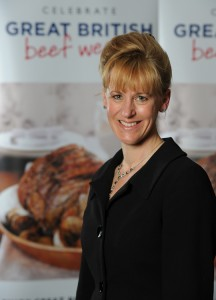 Minette Batters of Ladies in Beef.