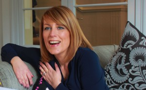 Fay Ripley will be spearheading the 'Bacon Revolution' in March.