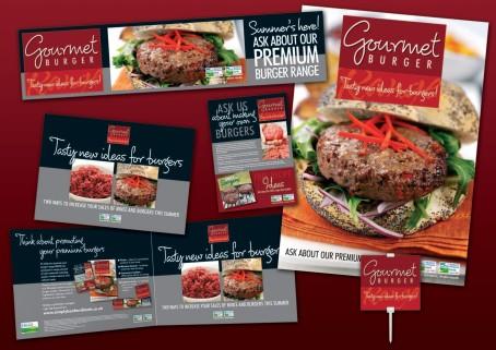 Gourmet Burger POS kit