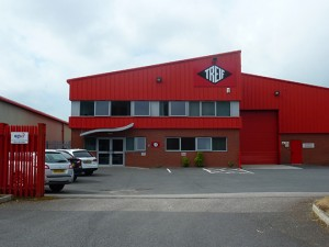Treif UK's new headquarters.