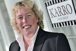 Di Walker is Karro Food Group's new executive chair.