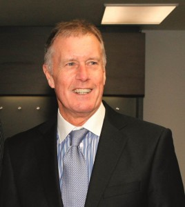 Sir Geoff Hurst MBE will be the guest of honour at the 2014 Meat Management Industry Awards.
