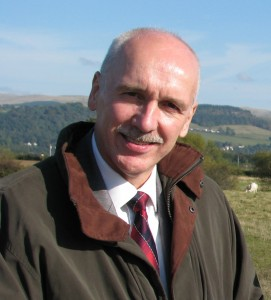 """QMS chief executive, Uel Morton: """"QMS's overall strategy is to shape a sustainable and prospering Scottish red meat industry and the shortage of beef cattle numbers is now the greatest threat facing the beef industry in Scotland, placing immense pressure on our processing sector."""""""