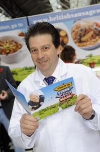 Sausage Sommelier, Shaun Vining.