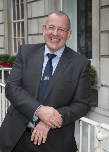 2014 BDCi fesitval chairman, Norman Hatcliff.