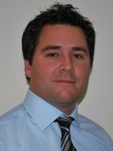Ross Layton, Marel GB's new sales manager.