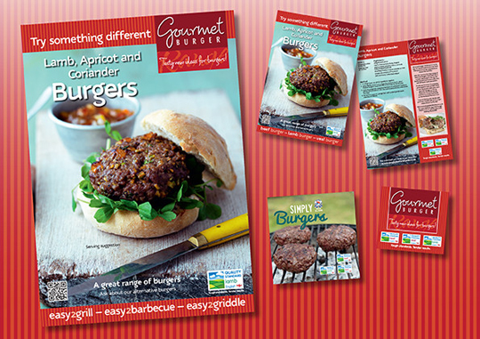 EBLEX Gourmet burger kit