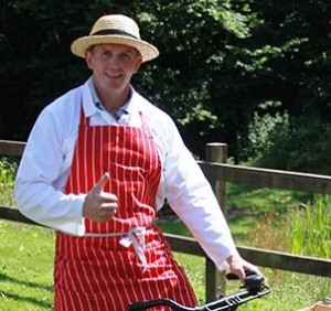 Nigel Thomas Butchers Charity Bike Ride