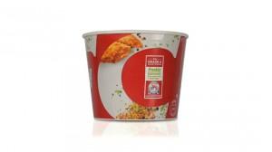 KFC Bucket featuring RT logo