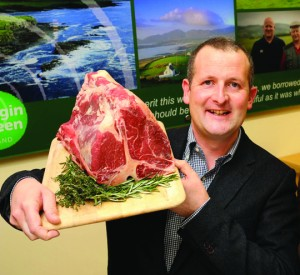 """CEO of Dawn Meats, Niall Browne said: """"There is now far greater consumer awareness and preference for sustainably sourced premium quality meat products, something which has been beneficial for Dawn Meats and the farmers who supply us."""""""