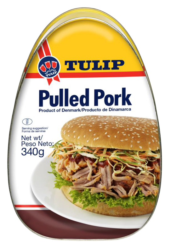 Pulled Pork Tulip