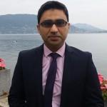 Amer Rashid - bursary winner 2015