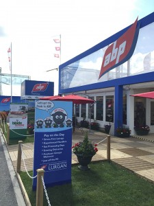 ABP's stand at the Balmoral Show.