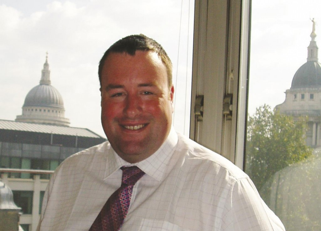 Stephen Rossides, director of the BMPA expressed regret over the resignation of Stuart Roberts (pictured) from AHDB.