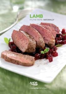 Lamb It's the Taste - Naturally