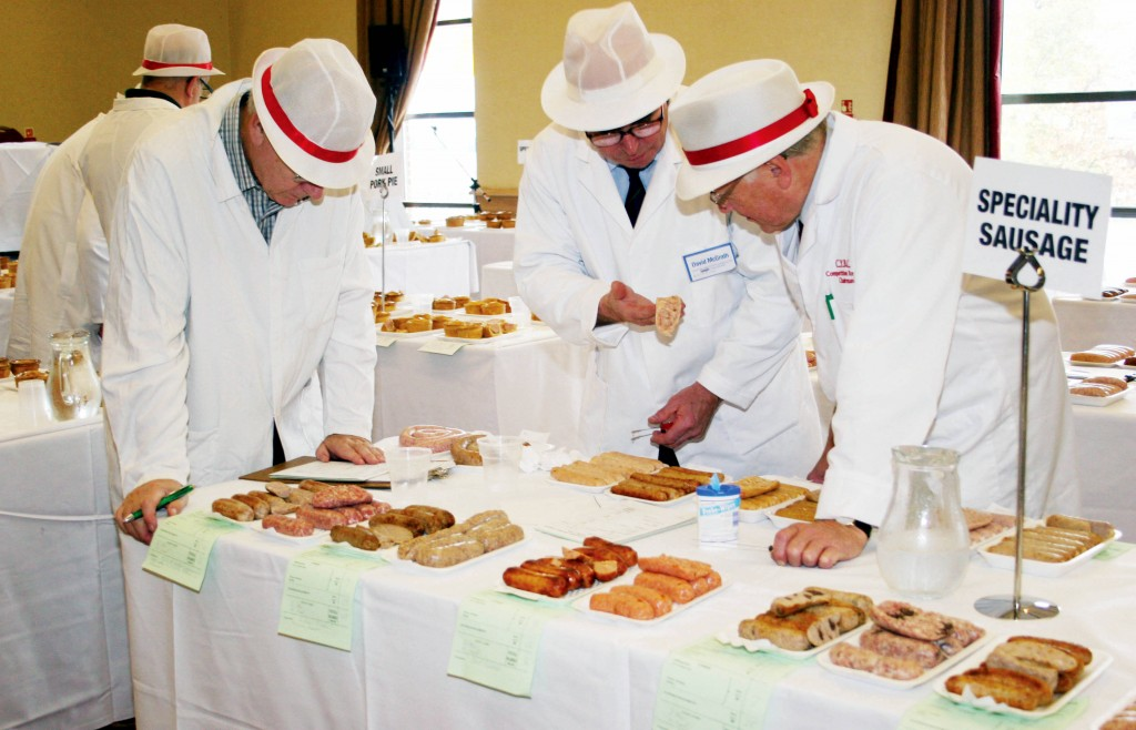 Great Yorks 2013 judging pic 2