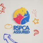 The RSPCA Assured label.