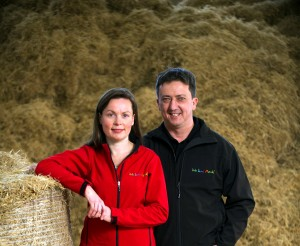 Alex Paton and Carlyn Paton - We Hae Meat directiors