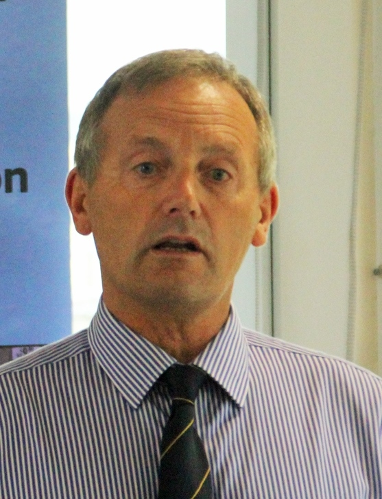 Phil Stocker, Chief Exec NSA m2