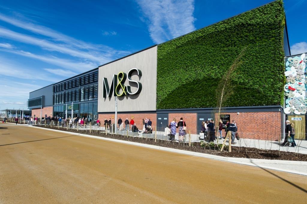 M&S, alongisde Noble Foods, Waitrose and Coop Group (Switzerland)