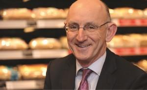 Roger Whiteside, Greggs chief executive.