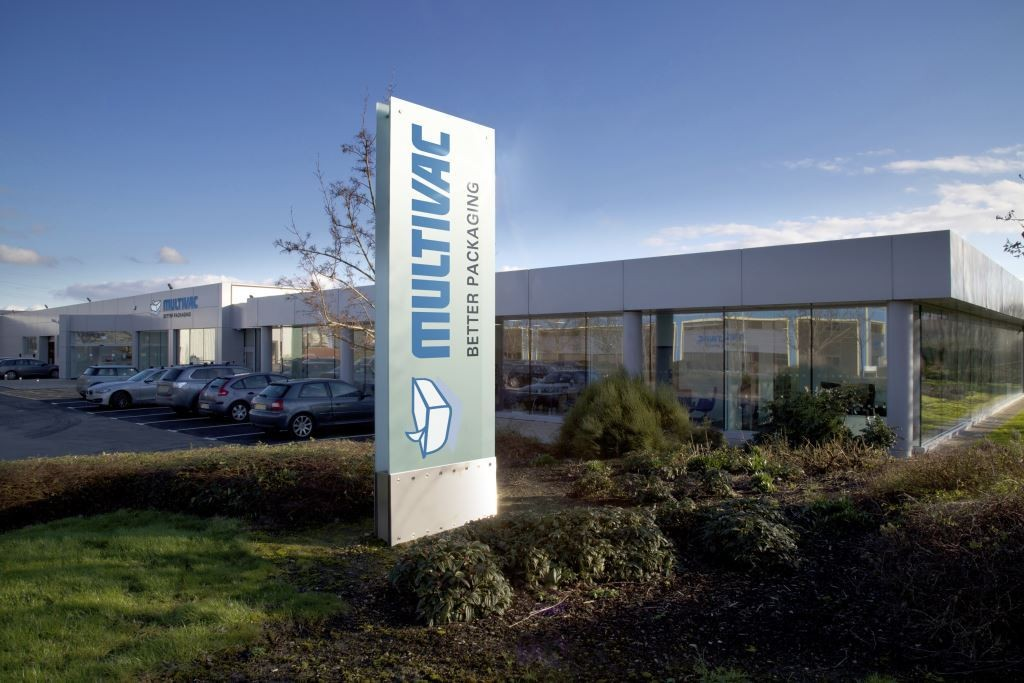 Multivac's newly refurbished premises.