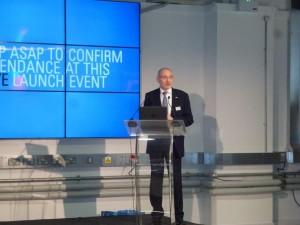 Multivac UK managing director, John Lakin.