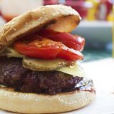 Burgers proving popular with consumers