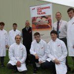 Apprentices at ABP Ellesmere.