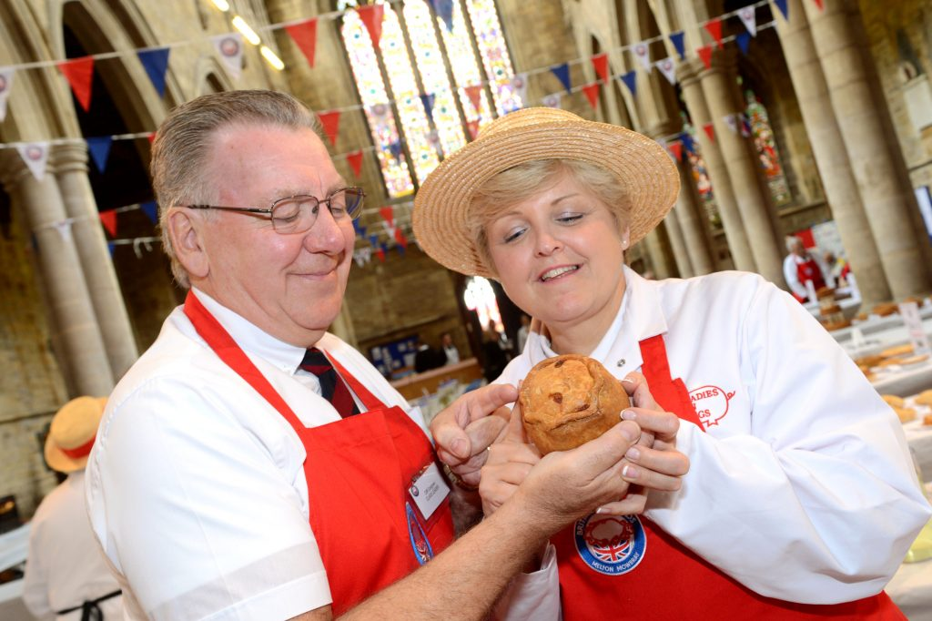 Pie enthusiasts from across the UK are invited to enter the 2017 British Pie Awards, which will take place on 8th March in Melton Mowbray.