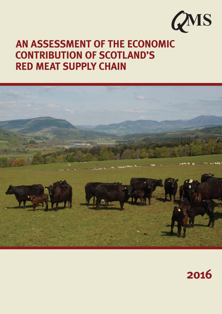 An Assessment of the Economic Contribution of Scotland's Red Meat Supply Chain