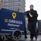 Greggs bakery trials delivery service