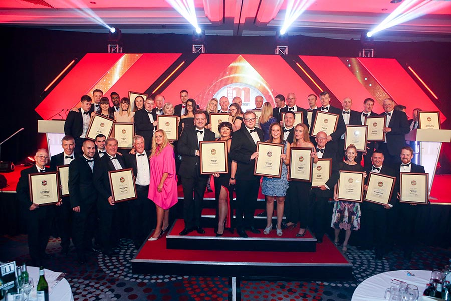 The Meat Management Industry Awards 2017 winners.