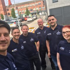 Meat Management partners Team GB for World Butchers' Challenge 2018