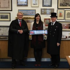 Meat Management editor receives Freedom of The City