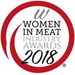 Women in Meat Awards logo