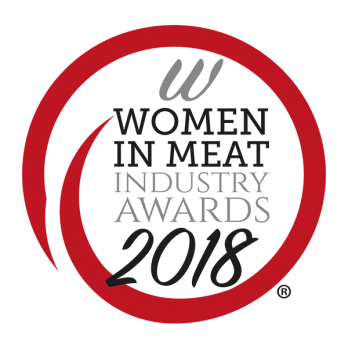 Women in Meat - Industry Awards logo