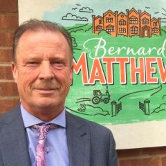 Bernard Matthews appoints new CEO