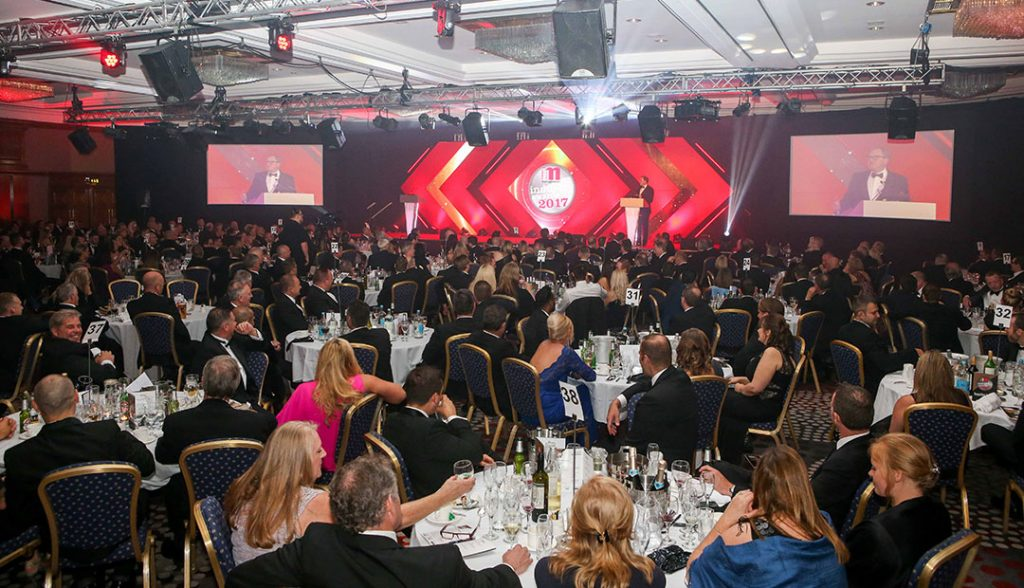 A packed 2017 Meat Management Industry Awards