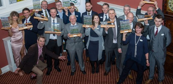 Winners crowned at Smithfield Awards