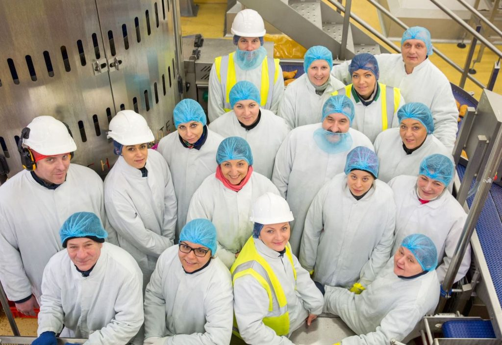 2 Sisters Food Group Announces More Than 250 New Jobs