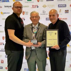 Allan Bennett crowned Supreme Champion at National Meat Products Competition