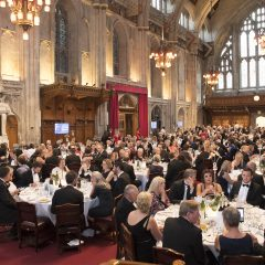Industry attends Worshipful Company of Butchers Charity Gala