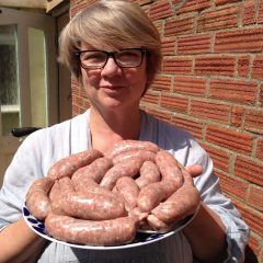 Meet the sausage celebrity Sophie Grigson