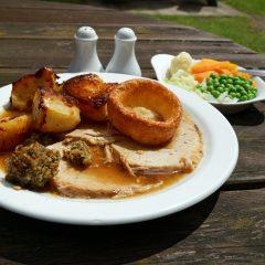 Roast dinner still as popular as ever