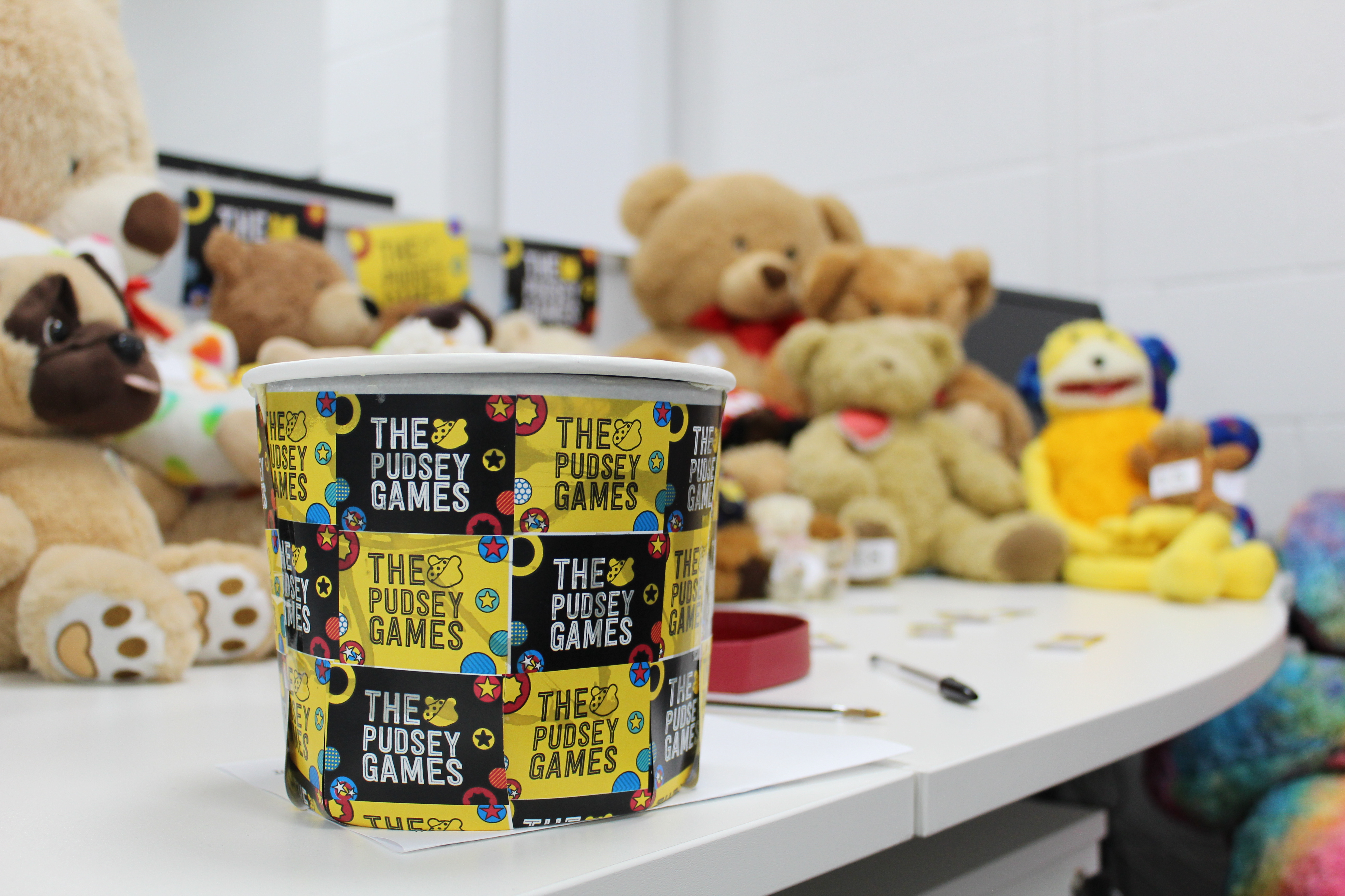 Meat Management raises funds for Children in Need | Meat