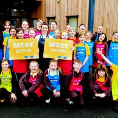 Primary school celebrates red meat understanding