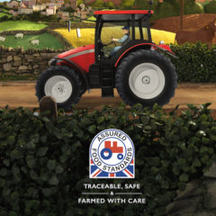Meat industry reacts to Red Tractor campaign