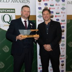 Butchers recognised at Smithfield Awards